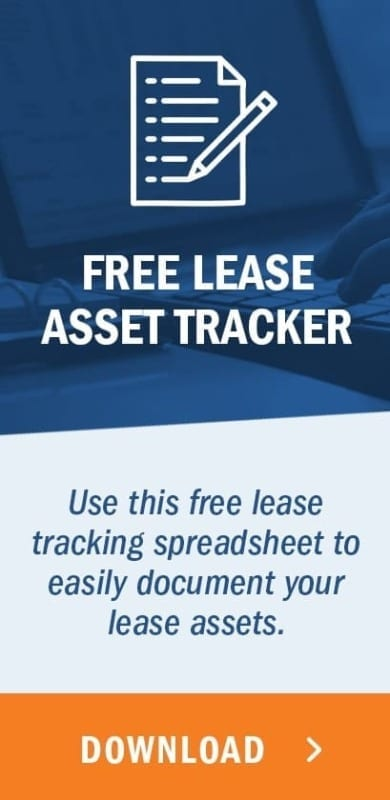 Lease Asset Tracker