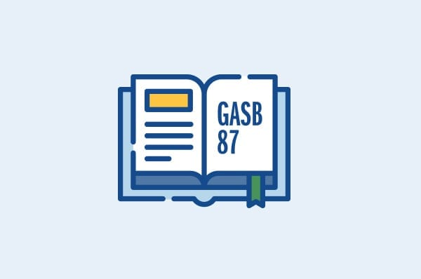GASB 87 Lease Accounting Quiz